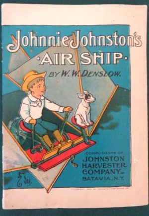 jOHNNIE JOHNSTON'S AIR SHIP book