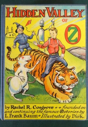 Hidden Valley of Oz book 1st edition