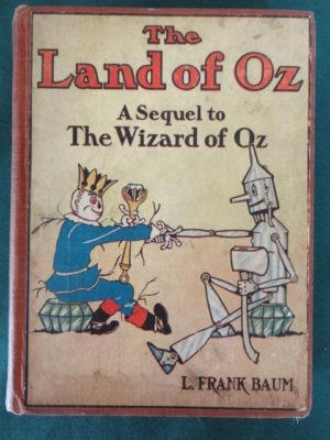 Land of Oz Color Plates book wizard of oz