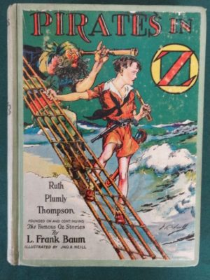 Pirates in oz book 1st edition 1931