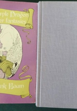 Purple Dragon and other fantasies book l frank baum