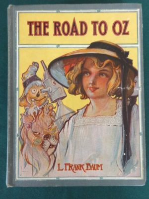 Road to Oz book 1926