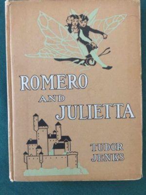 Romero and Julietta John R Neill book 1905