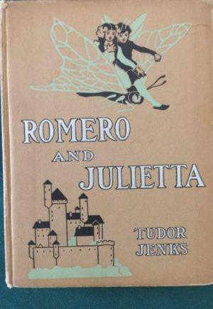 Romero and Julietta John R Neill book 1905