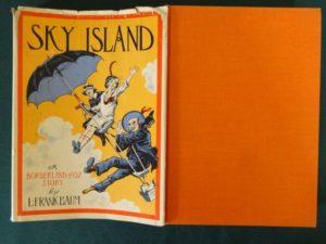 Sky Island book l frank baum reilly lee