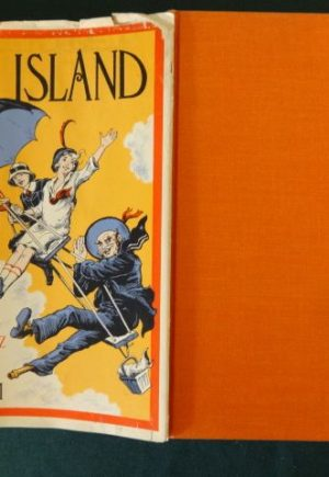 Sky Island book l frank baum reilly lee