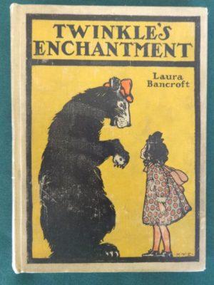 TWINKLE'S ENCHANTMENT 1st Oz L Frank Baum Laura Bancroft Twinkle Tales Book