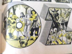 Wizard of Oz Liberty Magazine ad 1939