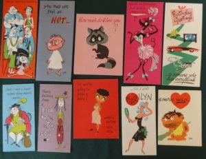 Dick Martinn Oz Greeting Cards Vintage