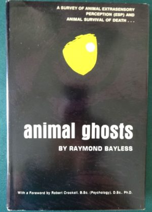 Animal ghosts parapsychology book