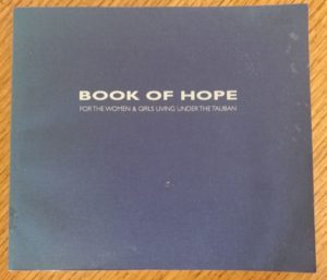Book of Hope Women's Rights Afghanistan
