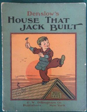 denslow's house that jack built 1st edition book