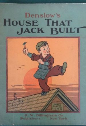 denslow's house that jack built 1st edition book