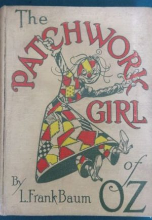 Patchwork Girl of oz book 1st edition