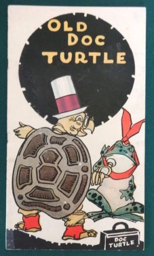 Old Doc Turtle lucky peter book ruth plumly thompson
