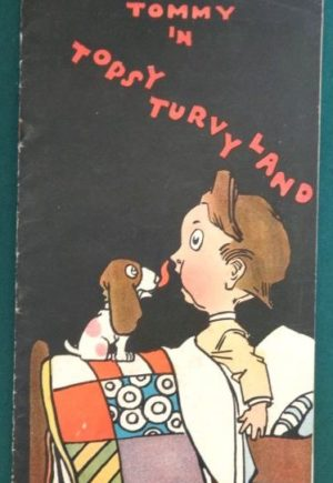 tommy in topsy turvy land ruth plumly thompson