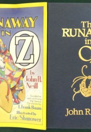Runaway in Oz book john r neill