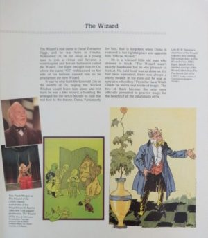 World of Oz Brochure book eyles, 1985