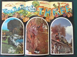 Land of Oz Brochure beech mountain north carolina