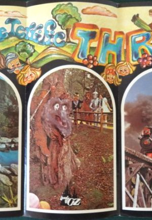 Land of Oz Brochure beech mountain north carolina