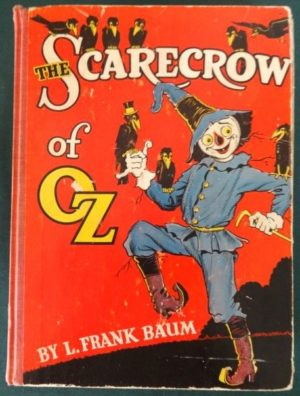 Scarecrow of oz book Popular Edition