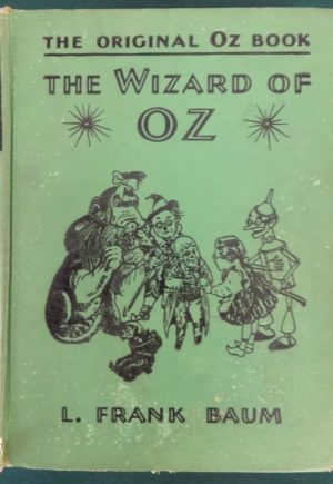 WIZARD OF OZ Original Oz Book 1939, W W Denslow, MGM