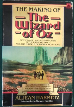 Making of the wizard of oz book margaret hamilton