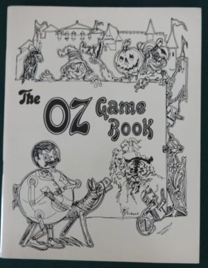 wizard of oz game book