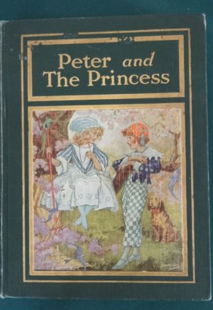 Peter and the Princess john r neill oz 1920