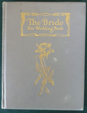 Bride her wedding book john r neill oz 1914