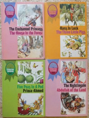 Storytime Treasury Fairy Tale Book 1969