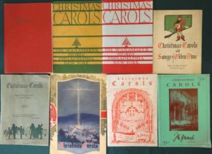 Wanamaker Christmas Carol Books