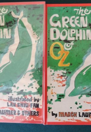 Green dlophin of oz book 1st edition 1978