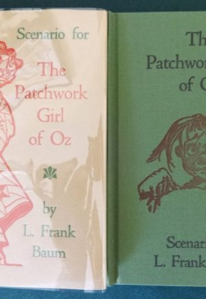 Patchwork girl of oz pamami press l frank baum play
