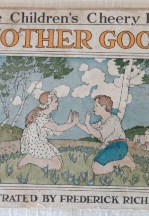 Frederick Richardson Mother goose 1918 l frank baum book