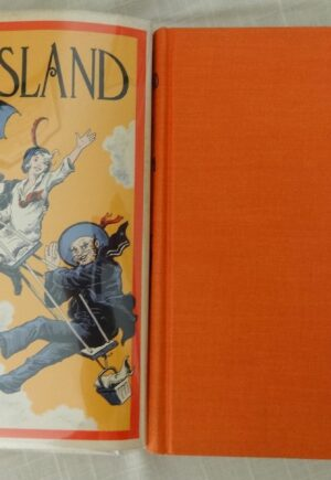 Sky Island Reilly & Lee Dust Jacket Baum