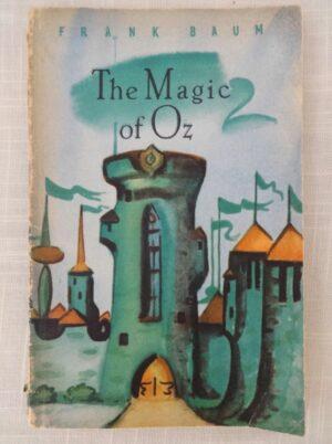 Magic of Oz Russian 1961 Leningrad book L Frank Baum