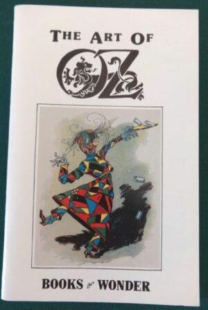 art of oz catalog books of wonder 1984 john r neill
