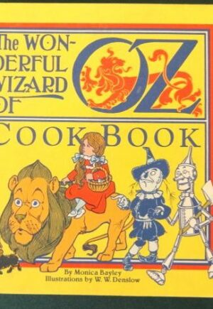 wonderful wizard of oz cook book cookbook 1981 1st