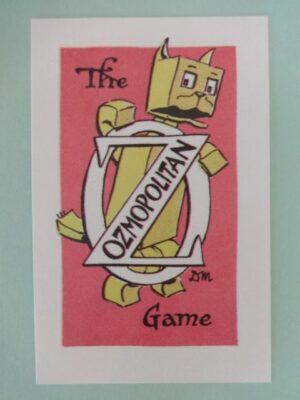 Ozmopolitan Game of Oz Dick Martin