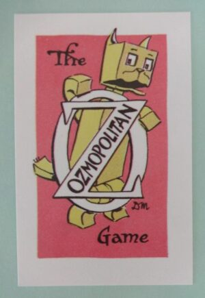 Ozmopolitan Game of Oz Dick Martin