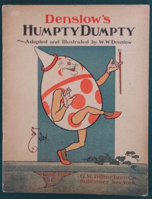 Denslow's Humpty Dumpty book dillingham 1903 1904