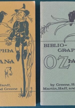 Bibliographia Oziana book 1976 1981 Wizard of oz books