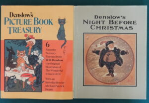 Denslows Night Before Christmas Picture Book Treasury