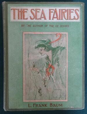 Sea Fairies l frank baum 1913 first edition