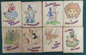 Italian Wizard of Oz Bibliotechina Oz Books SAS Italy