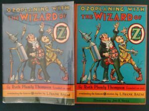 Ozoplaning with the Wizard in Oz book 1st edition