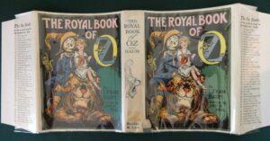 Royal Book of Oz Book Color Plates