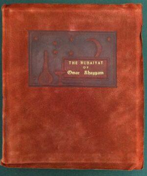 Rubaiyat of omar khayyam w w denslow roycroft 1906 book