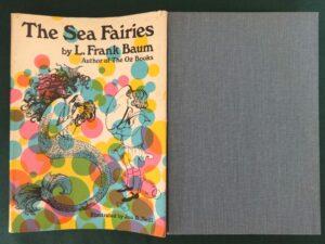 Sea Fairies l frank baum groovy dust jacket